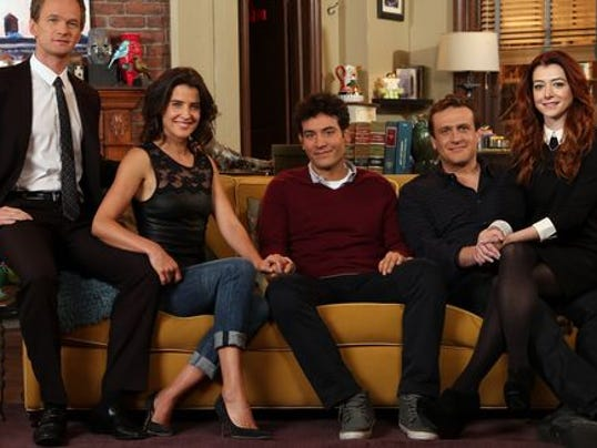 Friends Or How I Met Your Mother Yahoo : Couch critic friends vs how i met your mother let