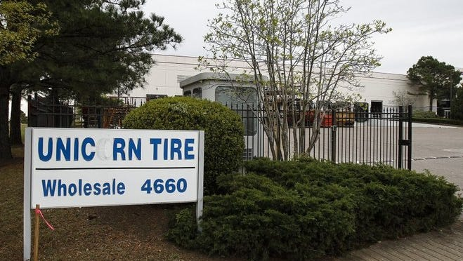 Erxin Zhou, who owns Unicorn Tire Wholesale, and husband Yifan Kong operated Efans Trading Corp., which are located in the same building in Memphis.