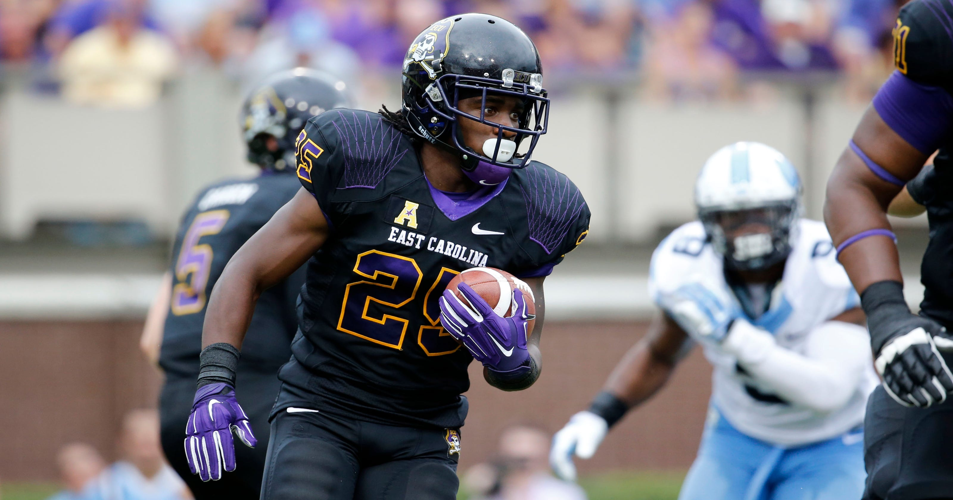 Inside the game: Why East Carolina's offense is clicking North Carolina Football Score