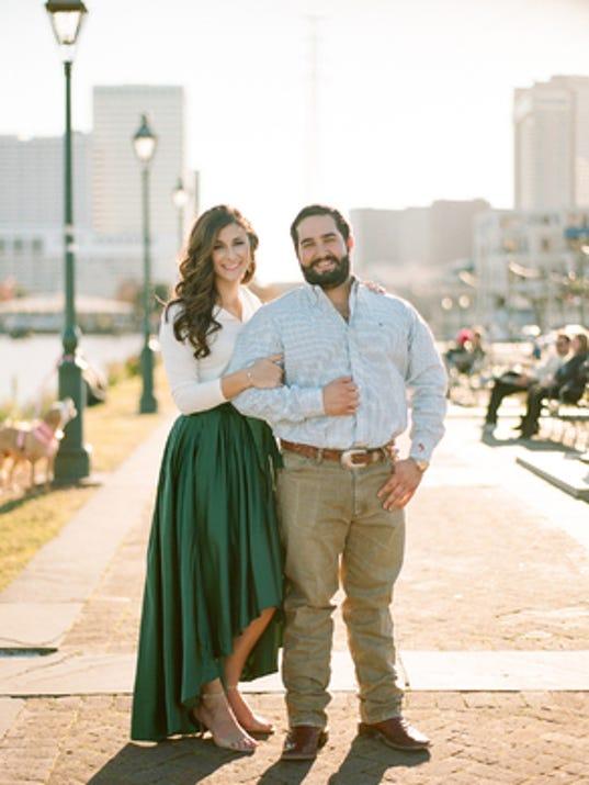 Engagements: Hailey Vincent & Robert Russo