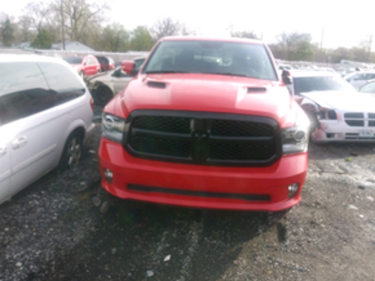 Warren police found two of the eight new Ram trucks stolen from the Fiat Chrysler Warren Truck Assembly Plant storage yard.