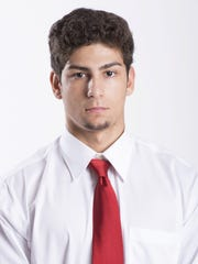 Sam Cali, in a photo provided by Rutgers University.