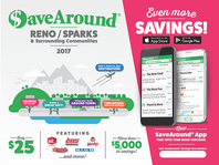 FREE 2017 SaveAround Coupon Book
