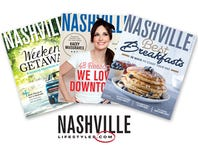 Nashville Lifestyles ONLY $1 Per Issue!!