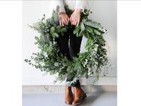 LAST CHANCE: Holiday Wreath Making Workshop