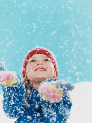 You'll find plenty of snow and visits with Santa in this weekend's list of family-friendly events.