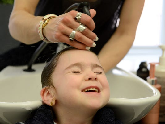 Top New England Salons To Host 7th Annual HAIRraising Cut-a-thon on Sunday April 10, 2016 to Support Boston Children's Hospital