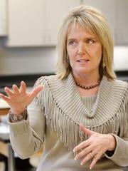 Margie Vandeven, commissioner of education for Missouri,