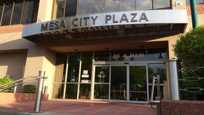 Mesa City Hall