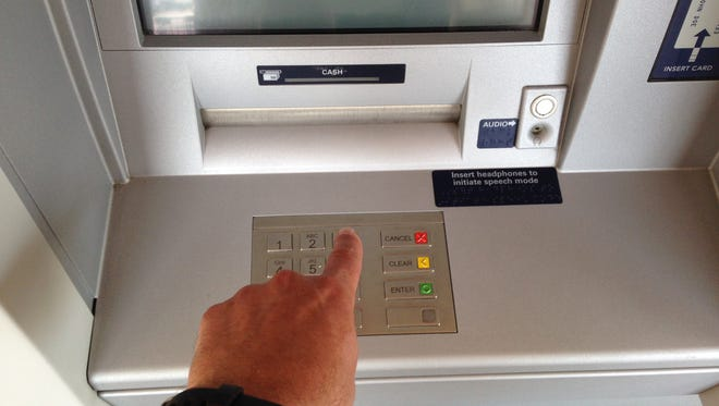 Credit and debit card skimming at U.S. financial institutions has increased dramatically as new anti-fraud technology slowly comes on line.