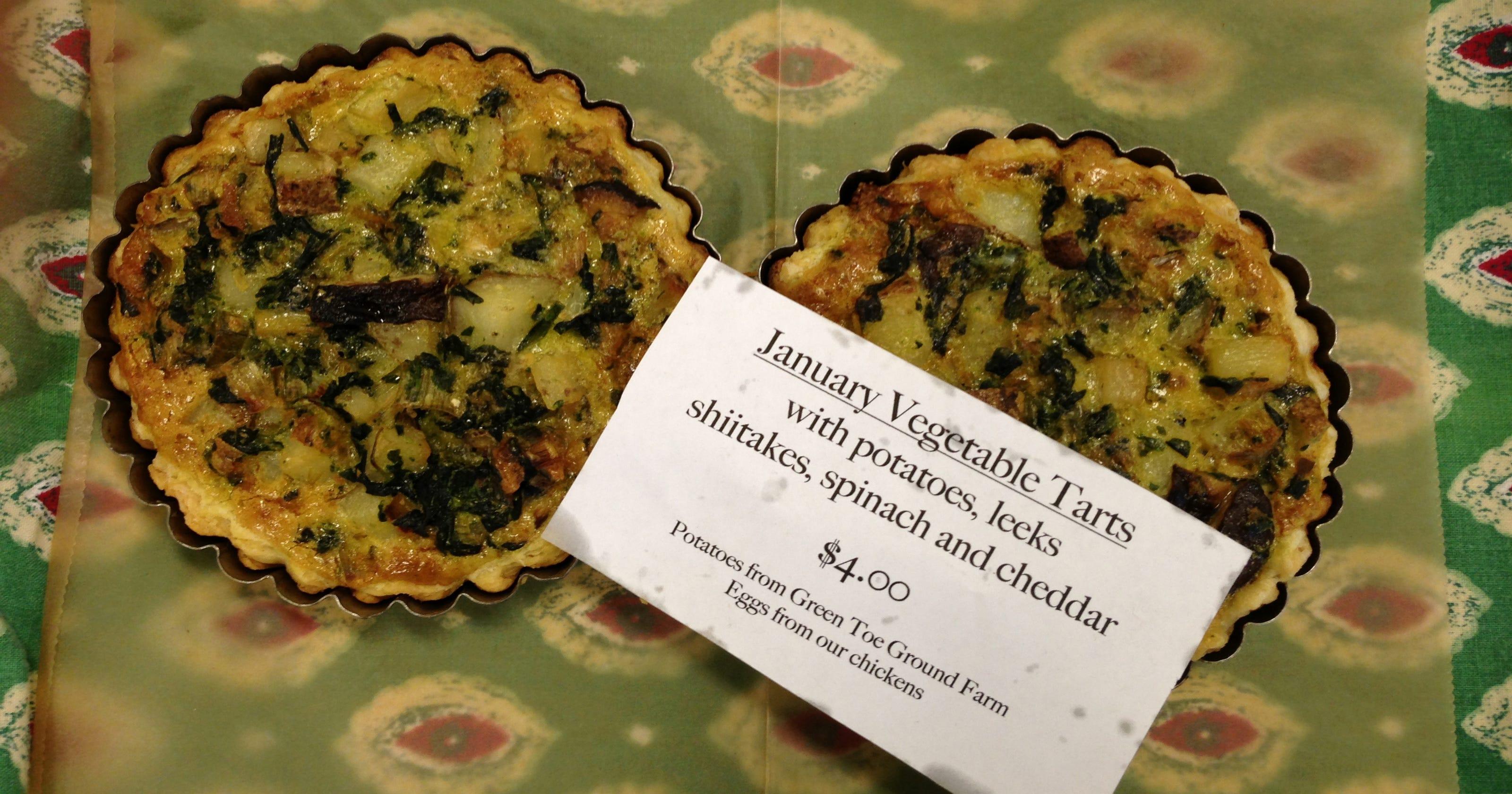 Asheville's winter markets: Stop by for breakfast