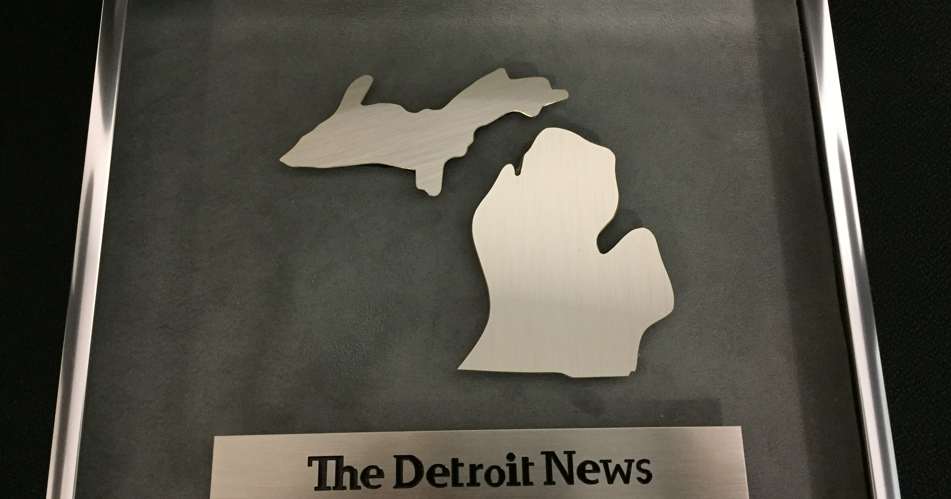 The Detroit News' Michiganians of the Year since 1978