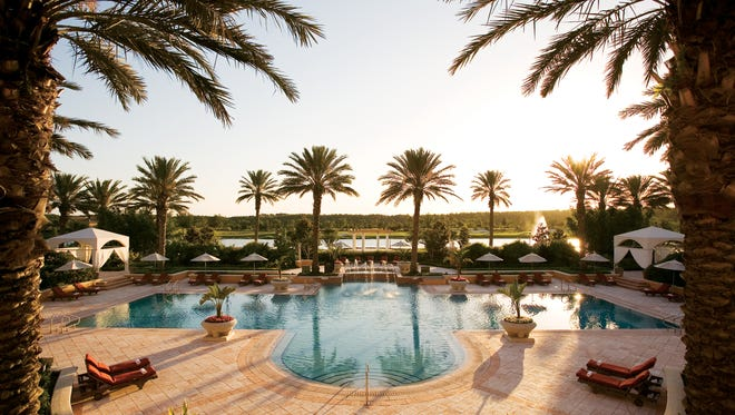 The Spa at The Ritz-Carlton Orlando Grand Lakes won top honors in the 10Best Readers' Choice category of Best Hotel Spa.