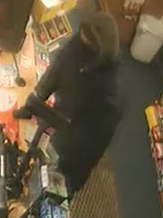 Police are investigating a robbery that occurred at a Shrewsbury Borough convenience store.