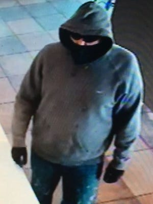 Appleton police are looking for a man who tried to rob Taco Bell on Friday.