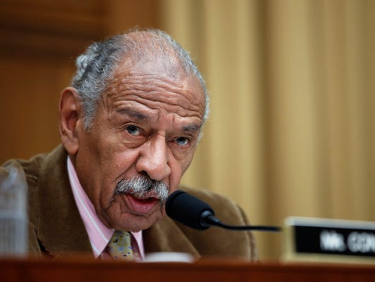 AP SEXUAL HARASSMENT CONYERS A USA DC