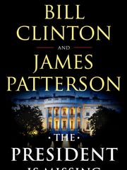 'The President Is MIssing' by Bill Clinton and James