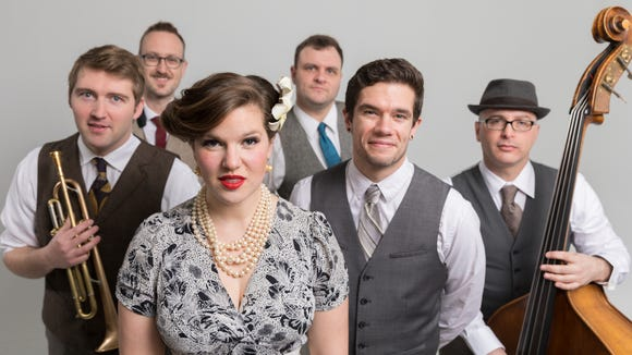 Good Co are (from left) Carey Rayburn, Peter Daniel, Sasha Rayburn, Jacob Sele, Joseph Eck and Ben Verdier.
