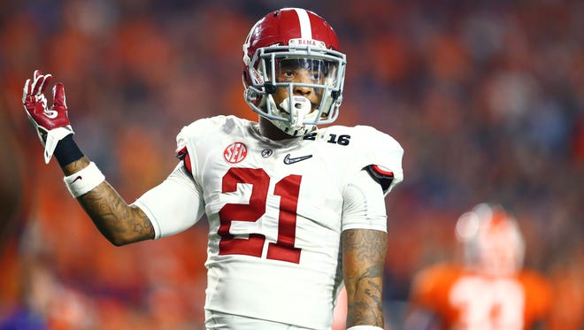 Alabama defended its decision to not let defensive back Maurice Smith transfer to fellow SEC school Georgia.