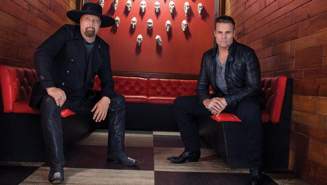 Montgomery Gentry will headline the Country Lights Festival on Friday at NYSEG Stadium.
