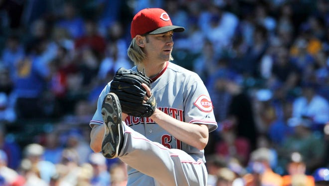 Bronson Arroyo allowed two hits, struck out seven and walked none in his second straight win.