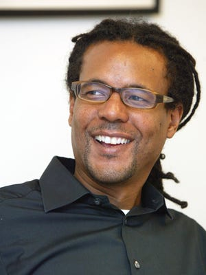 Colson Whitehead's new novel is about the Underground Railroad.