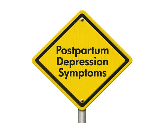 Postpartum Depression Symptoms Warning Sign
