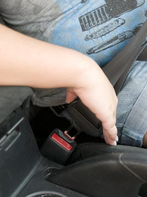 Surviving a crash is much more likely when wearing a seat belt. Latest stats from Drive Safe Alabama show that almost 60 percent of people dying in crashes on Alabama highways are not wearing a seat belt.