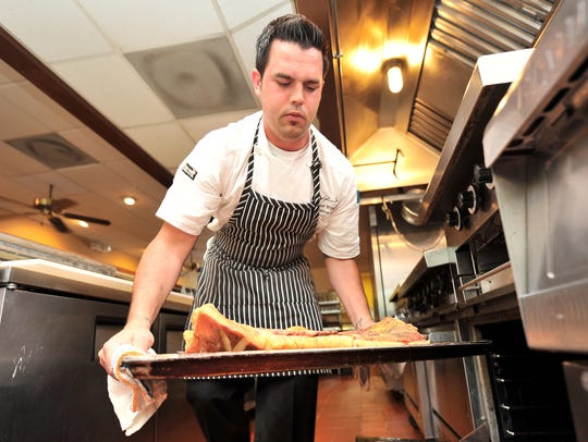 Executive chef Taylor Wilson's creations are why many