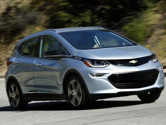 Chevy's Bolt EV