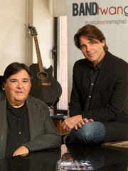 Bandtwango cofounders John Alexander and Carl Allocco. Photo submitted