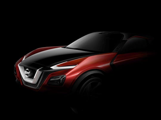 Nissan Z crossover concept