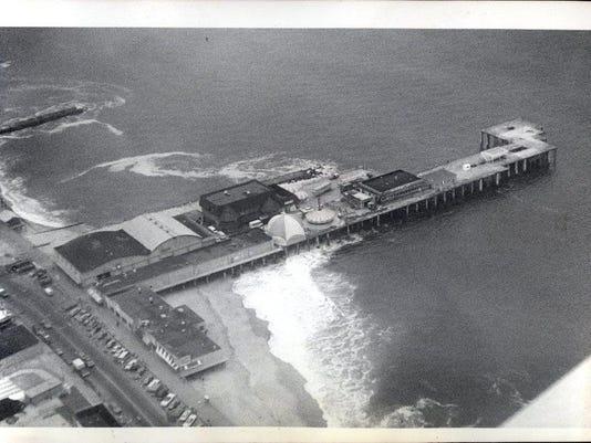 Long Branch pier