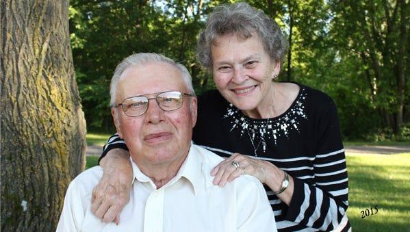 50th Anniversary: Richard  & Elaine Schleper