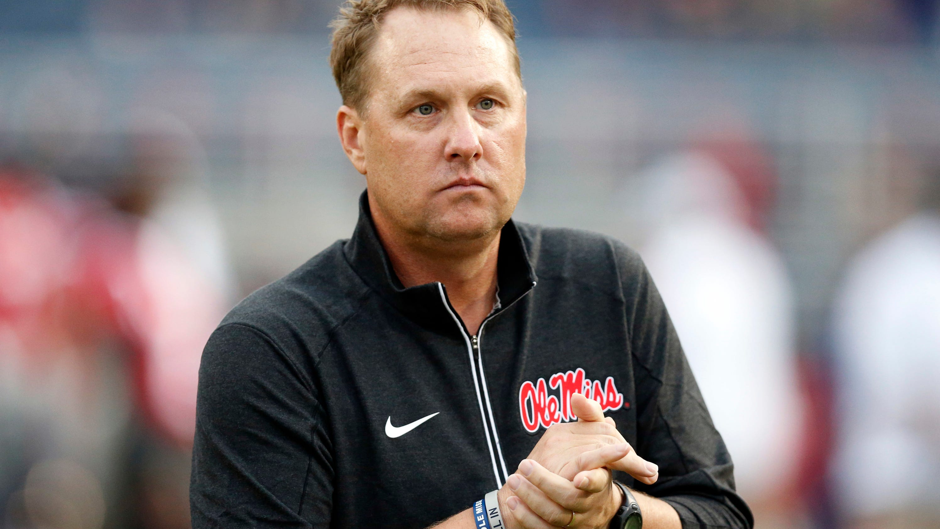 Phone records: Hugh Freeze had hundreds of phone calls with Mississippi booster in NCAA case