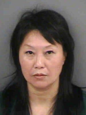 Ying Fu, 53, of Alhambra, Calif.