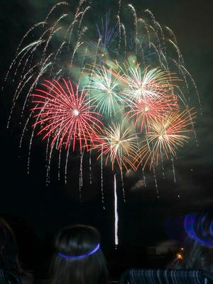 Redding's annual Freedom Festival and fireworks display returns to the Redding Civic Auditorium.