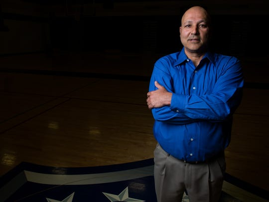 All-South Texas Girls Coach of the Year Veterans Memorial's