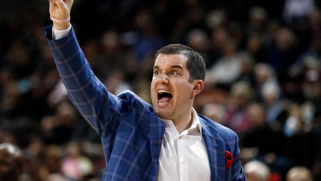 Matt Insell coached at Ole Miss from 2013-18.