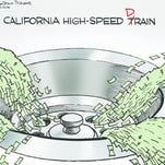 Steve Breen, San Diego Union-Tribune, drew this editorial cartoon.