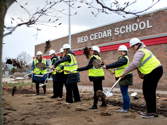 Red Cedar School To Reopen As East Lansing's Sixth