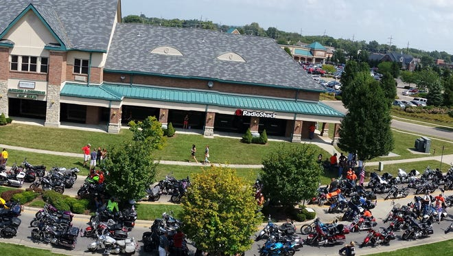 Last year more than 600 motorcyclists gathered at Fairfield's Village Green Park before embarking on a fundraising ride through Butler County. This year's event is set for Saturday.