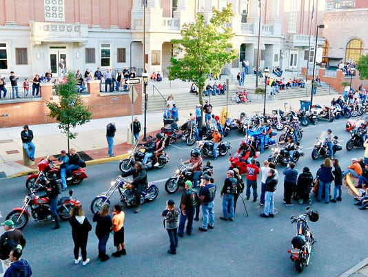 York Bike Night