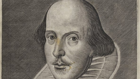 The nationwide tour of William Shakespeare's first
