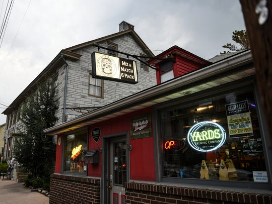 Rotunda Brewing Company in Annville on Wednesday, Aug.