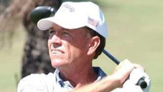 Jerry Tucker's Treasure Coast Senior Tour win Wednesday on the Fazio course at Jonathan's Landing Golf Club at Old Trail, was the 72nd of his career..