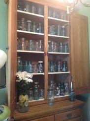 Mason jars are attractive collectibles with a variety