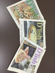 This is the D'lish Pizza Issue IV, part of an ongoing