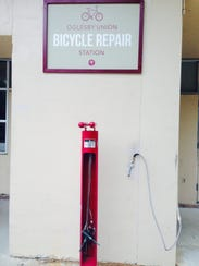 Bike repair center