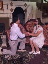 Nathaniel Gomez and Rita Kay Sliter.